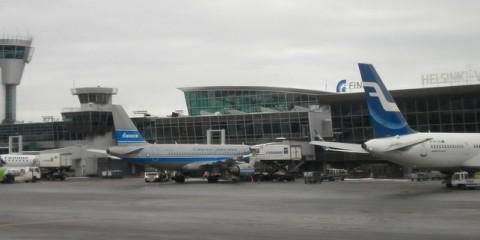 Helsinki-Vantaan lentokenttähotellit