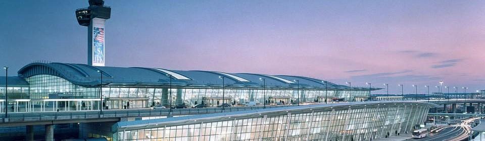 New Yorkin lentokenttähotellit