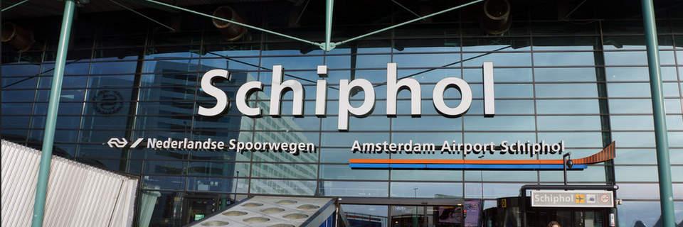 Amsterdamin Shipholin lentokenttähotellit