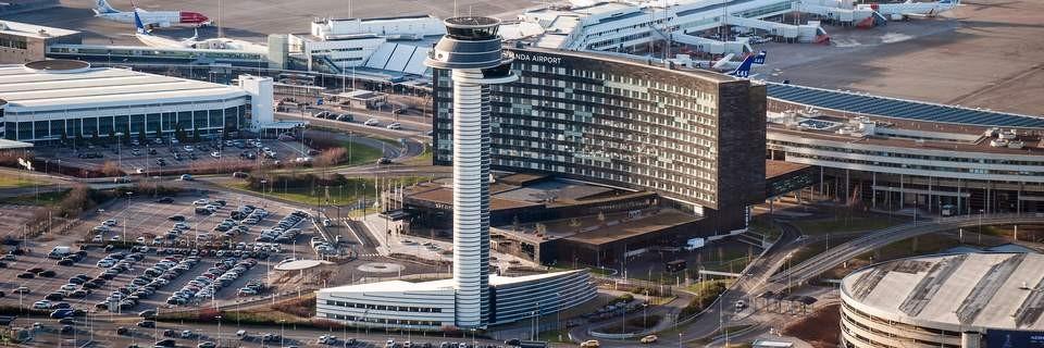 Tukholman Arlandan lentokenttähotellit