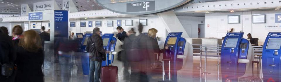 Pariisin lentokenttähotellit