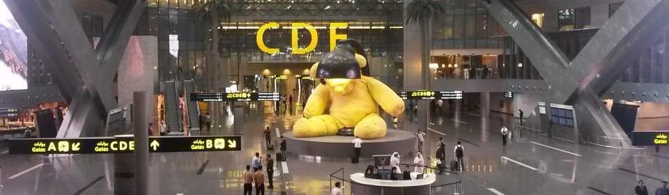 Dohan lentokenttähotellit