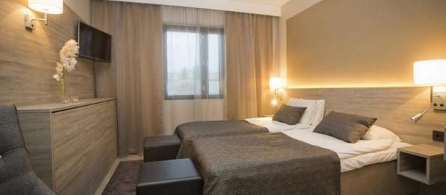 Uusittu Hotelli Pommern avautuu Maarianhaminassa