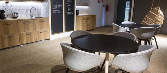 Dream Hotel – designhotelli Tampereen keskustassa