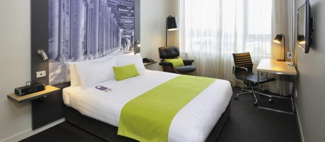 Mercure Newcastle Airport hotelli avautui