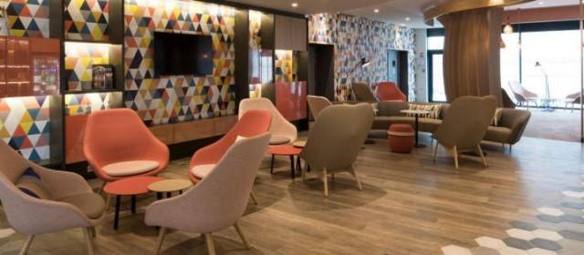 Uusi Holiday Inn Express avautui Pariisin Charles De Gaullen lentoasemalla