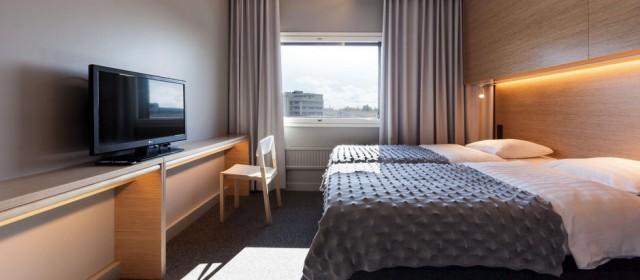 Scandic on suurin hotelliketju Helsinki-Vantaan lentokentän alueella