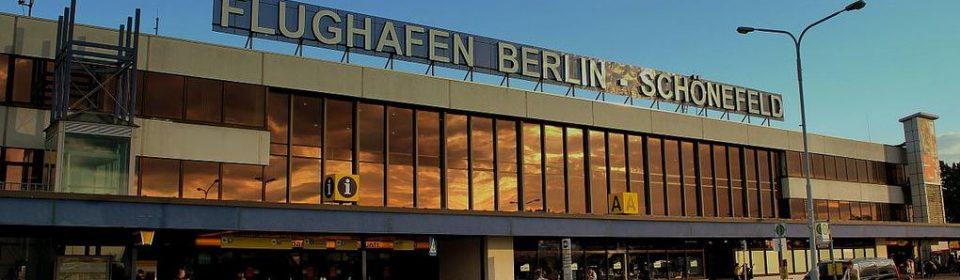 Berliinin Schönefeldin lentokenttähotellit