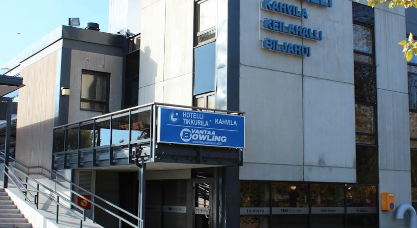 Lentokenttähotellit Helsinki