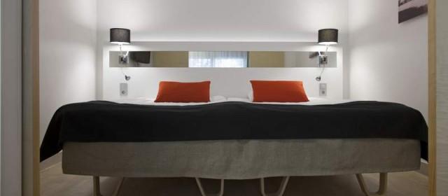 Scandic Julia -hotellille uusi Joutsenmerkki