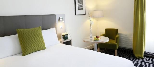 Dublinin lentokenttähotelli Maldron Hotel uusiutuu