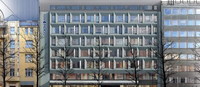 Ensimmäinen Indigo-ketjun hotelli avautuu Helsingissä