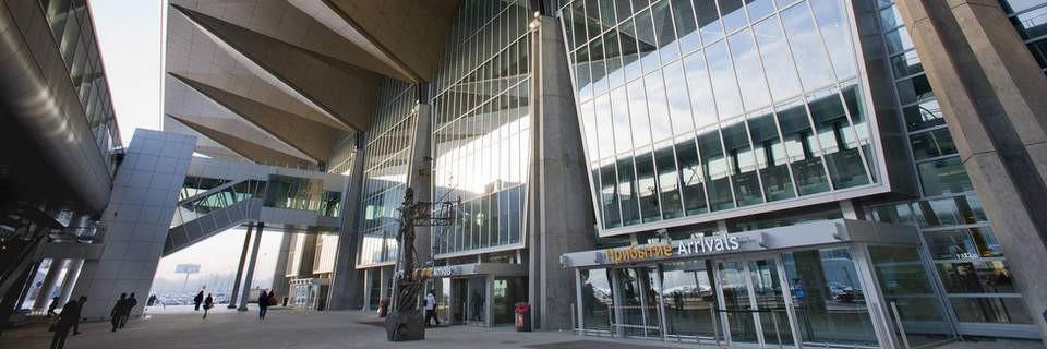 Pietarin Pulkovon lentokenttähotellit