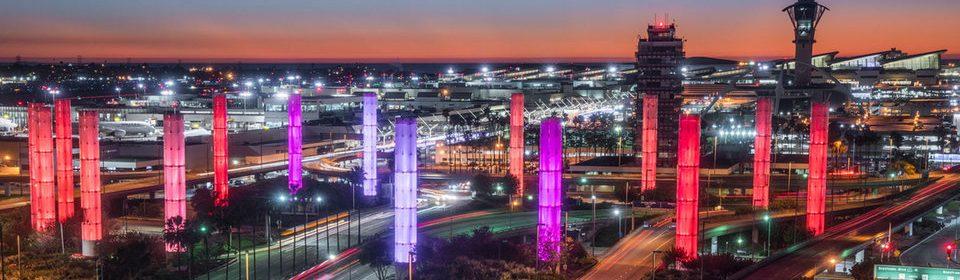 Los Angelesin lentokenttähotellit